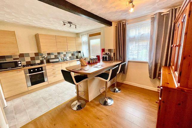 Thumbnail Terraced house for sale in Newman Road, Trevethin, Pontypool