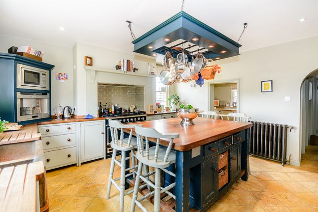 Thumbnail Detached house for sale in Martin Moor, Metheringham, Lincoln