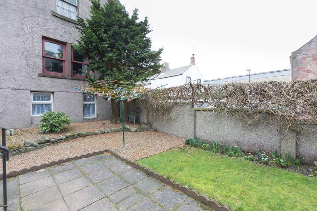 Courtyard of Review Court, High Street, Montrose DD10