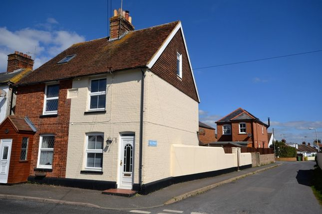 Thumbnail Semi-detached house for sale in Ness Road, Lydd, Romney Marsh