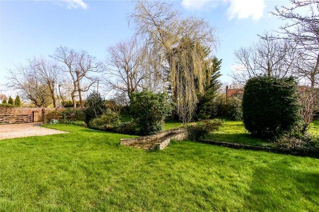 Garden of Fifield Road, Fifield, Maidenhead, Berkshire SL6