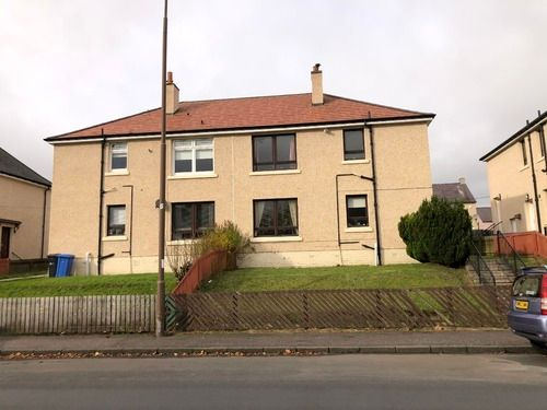 Thumbnail Flat to rent in Lanrigg Road, Fauldhouse