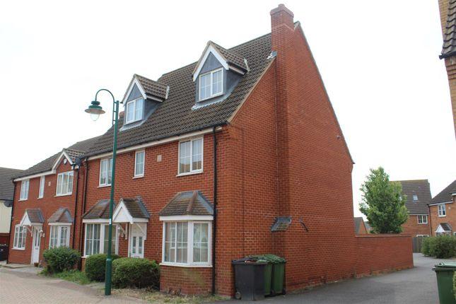 Thumbnail Detached house for sale in Oak Avenue, Hampton Hargate, Peterborough