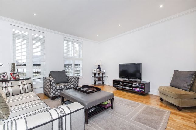 Thumbnail Terraced house for sale in Imperial Crescent, Imperial Wharf, Fulham, London