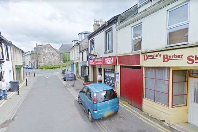 Thumbnail Commercial property for sale in 44A, Main Street, Beith, North Ayrshire KA152Aa