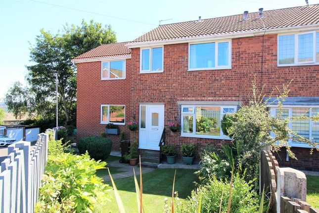 Thumbnail Semi-detached house for sale in Withens Court, Mapplewell, Barnsley