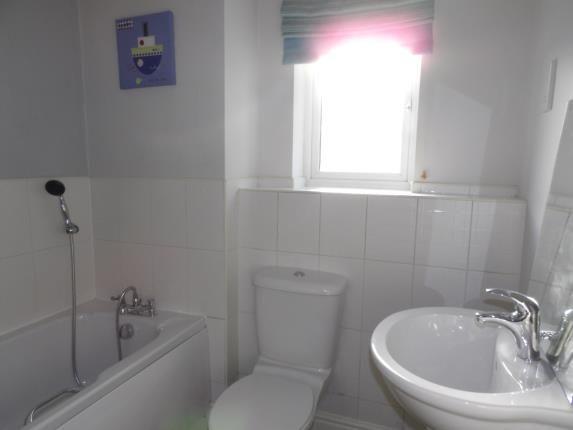 Bathroom of Yeomans Parade, Carlton, Nottingham NG4