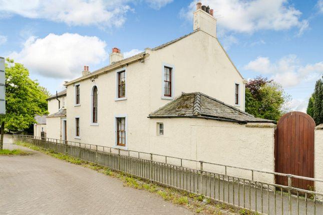 Thumbnail Semi-detached house for sale in Egremont Road, Whitehaven, Cumbria
