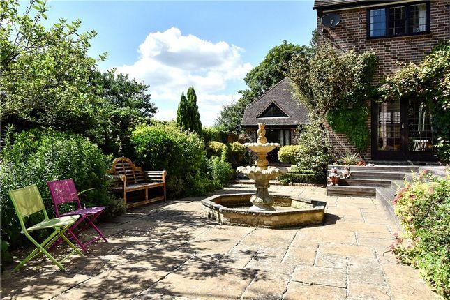 Rear Garden of Heathway, Camberley, Surrey GU15