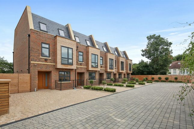 Thumbnail End terrace house for sale in King Edwards Mews, King Edwards Gardens, Acton