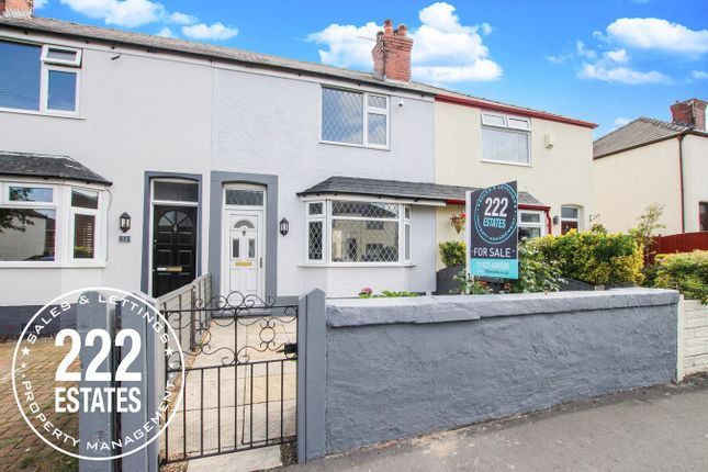 Thumbnail Terraced house for sale in South Avenue, Warrington