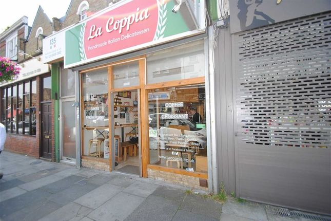Thumbnail Retail premises for sale in Myddleton Road, London