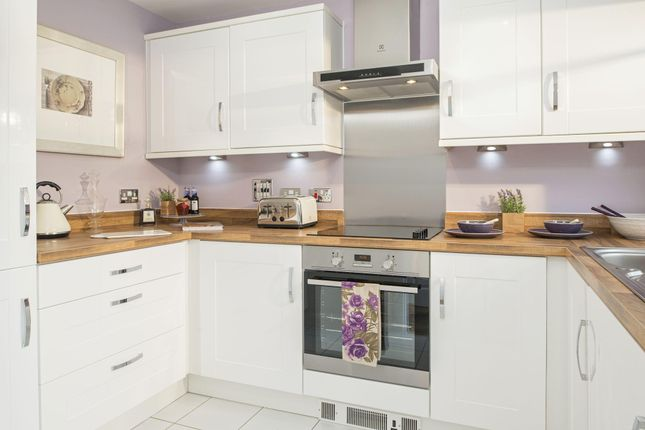 "Thumbnail End terrace house for sale in ""Bampton"" at Godric Road, Newport"