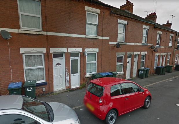 Adderley Street, Coventry CV1