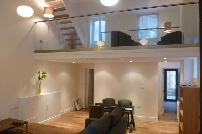 Thumbnail Town house to rent in Harleyford Road, Vauxhall
