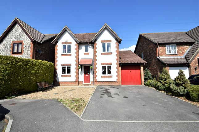 Thumbnail Detached house for sale in Telford Gardens, Hedge End, Southampton, Hampshire