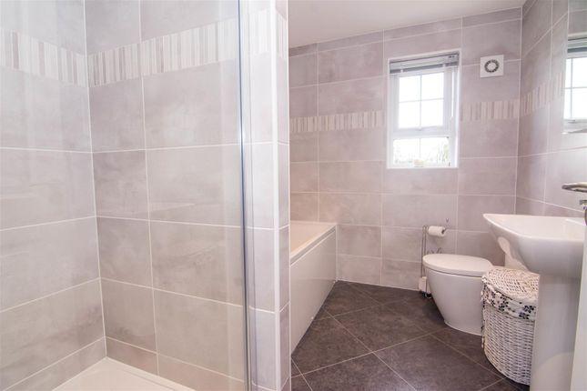 Bathroom of Mill Walk, Otley LS21