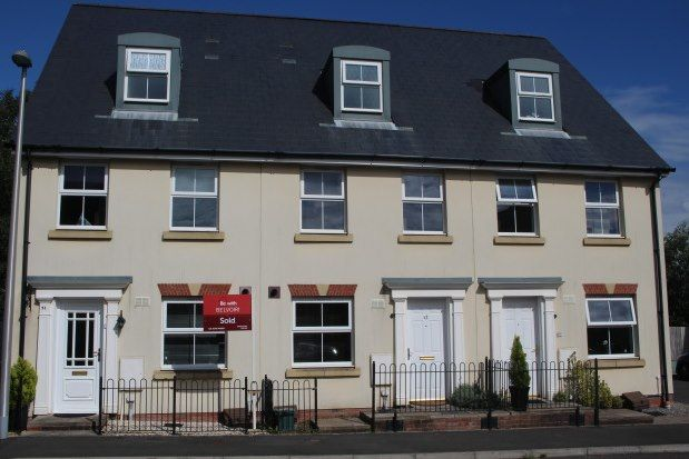 Thumbnail Terraced house to rent in Marcroft Road, Swansea