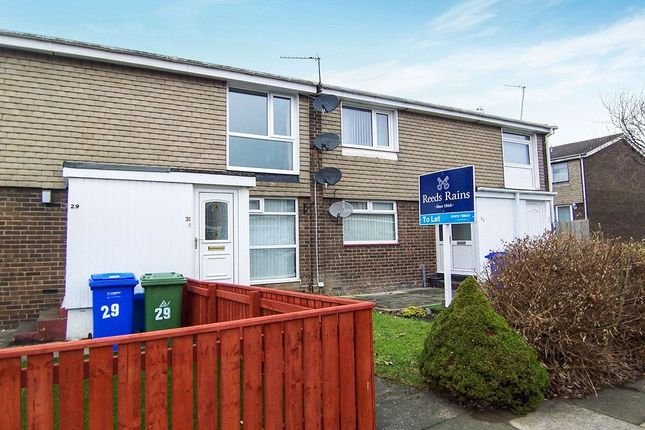 Thumbnail Flat to rent in Weetwood Road, Cramlington