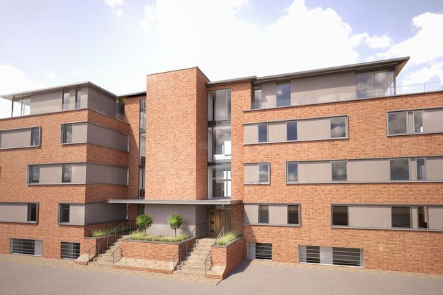 Thumbnail Flat to rent in The Urban Village, Bromham Road, Bedford