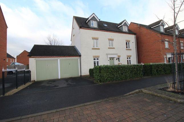 Thumbnail Detached house for sale in Landfall Drive, Hebburn