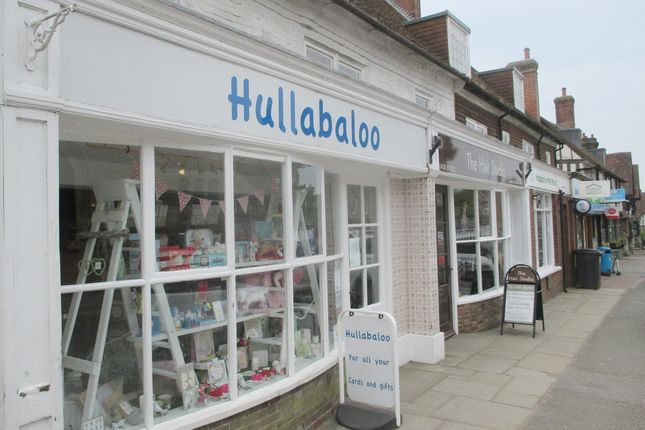 Thumbnail Retail premises to let in Holmwood Gardens, High Street, Mayfield