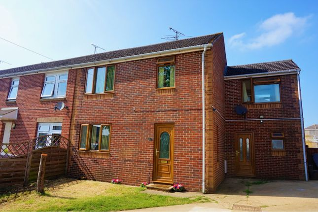 Thumbnail End terrace house to rent in Springfield Road, Yeovil