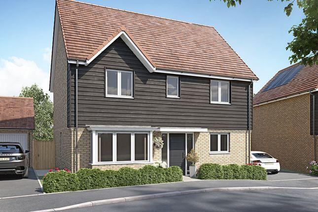 "Thumbnail Property for sale in ""The Keswick"" at Curbridge, Botley, Southampton"