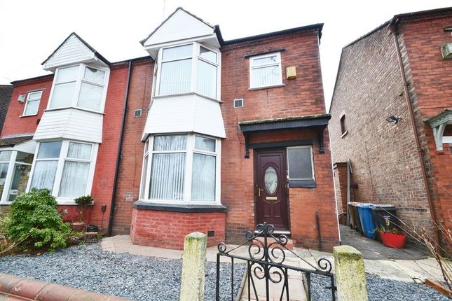 Thumbnail Semi-detached house to rent in Delamere Avenue, Salford