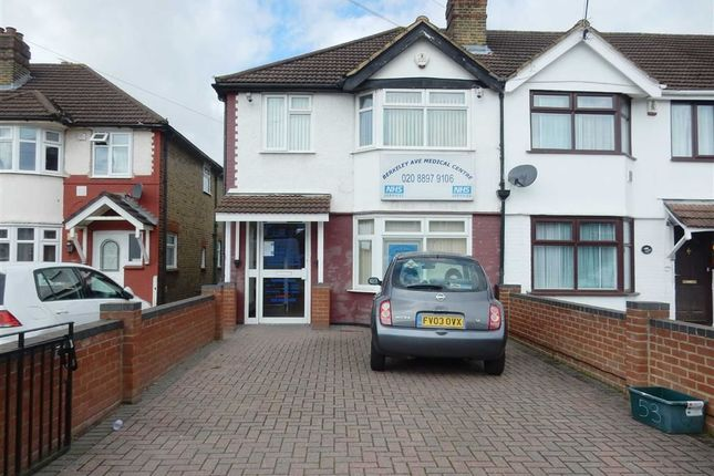 Thumbnail Property for sale in Berkeley Avenue, Hounslow
