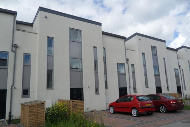 Thumbnail Town house to rent in Rowledge Court, Peterborough