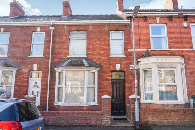 Thumbnail Terraced house for sale in Gyffarde Street, Taunton