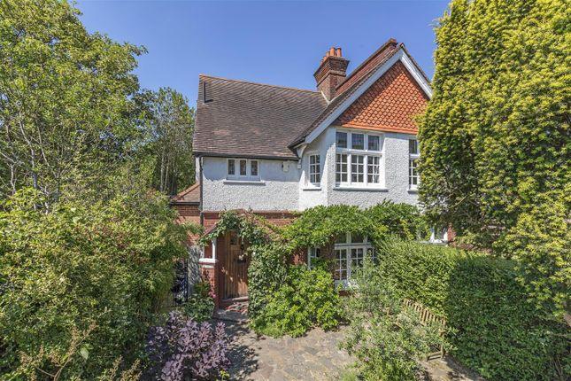 Thumbnail Semi-detached house for sale in Church Path, Merton Park, Wimbledon