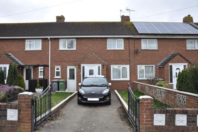 3 bed terraced house to rent in Whipton Barton Road, Exeter