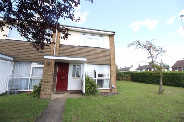 Thumbnail Flat to rent in Cadwell Lane, Hitchin