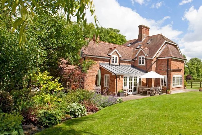 Thumbnail Detached house for sale in Russley Park, Baydon, Marlborough