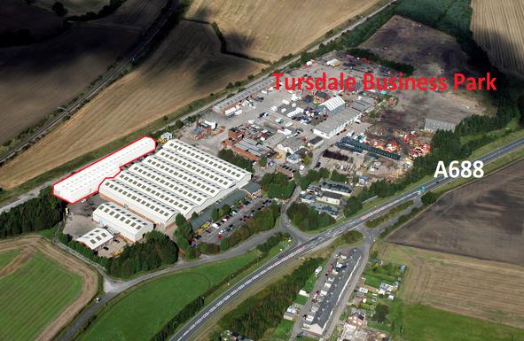 Thumbnail Industrial to let in Tursdale Business Park, Tursdale, Co Durham