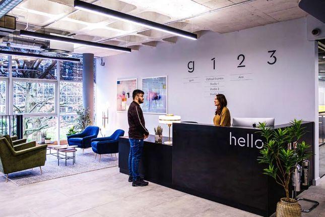 Thumbnail Office to let in Norfolk+Ashton, 3rd Floor, Silbury Boulevard, Central Milton Keynes, Milton Keynes