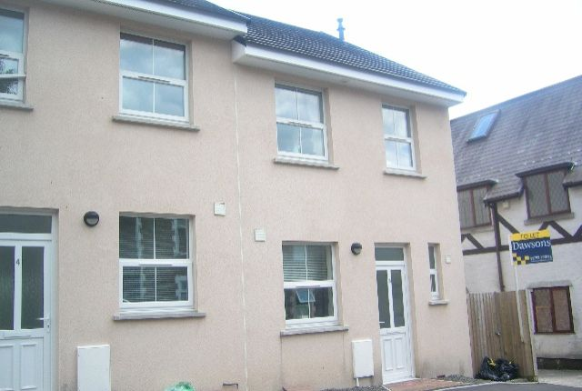 Thumbnail Terraced house to rent in Springfield Mews, Morriston