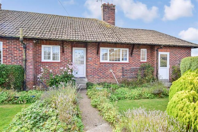 Thumbnail Semi-detached bungalow for sale in Belcaire Close, Lympne, Hythe, Kent
