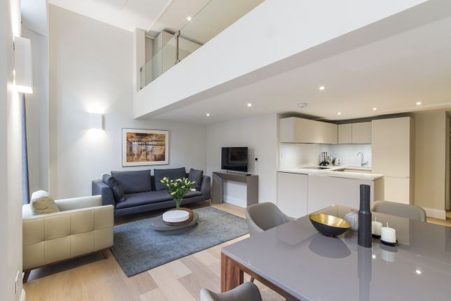 Thumbnail Flat to rent in Clanricarde Gardens, London