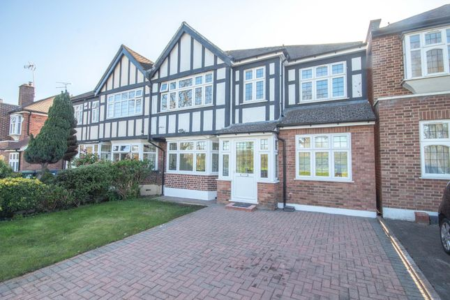 Thumbnail Semi-detached house for sale in Oxhey Lane, Hatch End, Pinner
