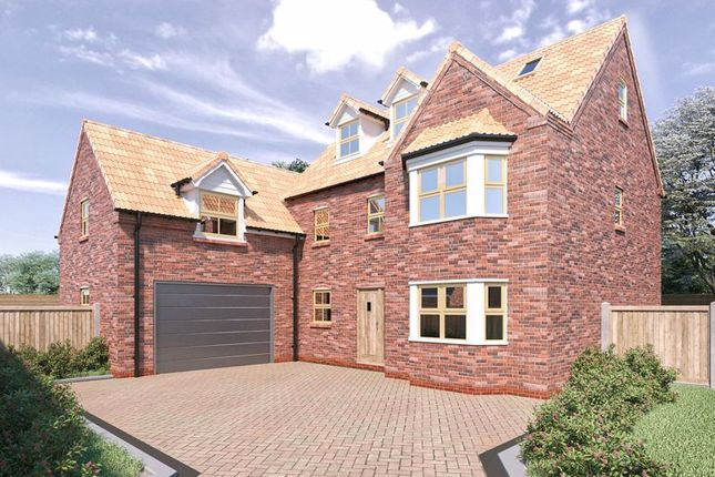 Thumbnail Detached house for sale in Plot 2, Lakeside, Ealand