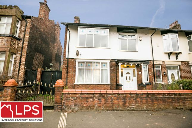 Thumbnail Terraced house for sale in Queens Drive, Liverpool
