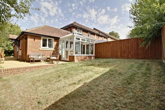 Thumbnail Semi-detached bungalow for sale in Barbel Avenue, Basingstoke