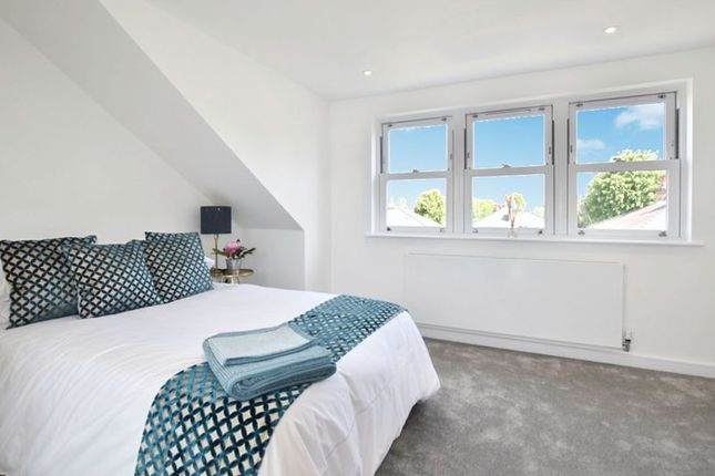 Thumbnail Semi-detached house for sale in Alfred Road, Kingston Upon Thames