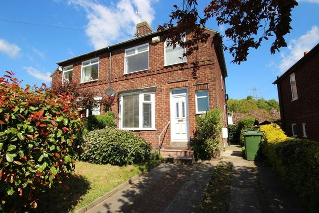 Thumbnail Semi-detached house to rent in Hookergate Lane, High Spen, Rowlands Gill