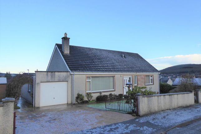 Thumbnail Detached bungalow for sale in St Michael's Lane, Dufftown
