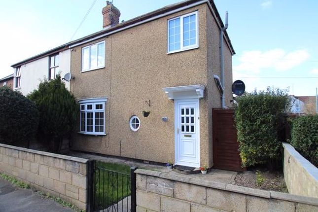 2 bed semi-detached house for sale in Hughes Street, Rodbourne, Swindon SN2