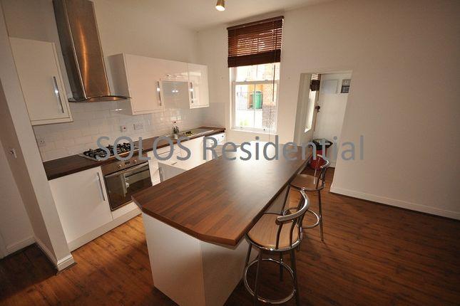 Thumbnail Flat to rent in Mansfield Street, Sherwood, Nottingham